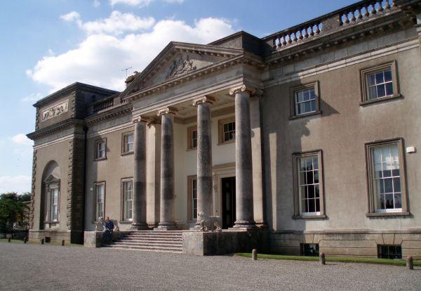 Emo Court in county Laois, Ireland.