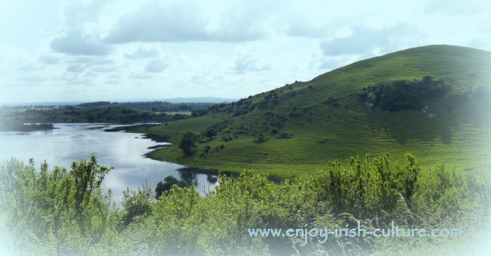 Meet ancient Ireland at Lough Gur in County Limerick, Ireland.