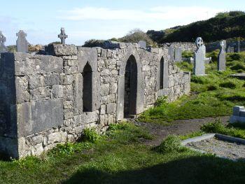 Aran Islands, Inishmore, Seven Churches