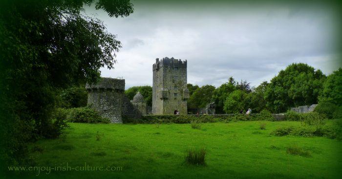 castles of Ireland, County Galway