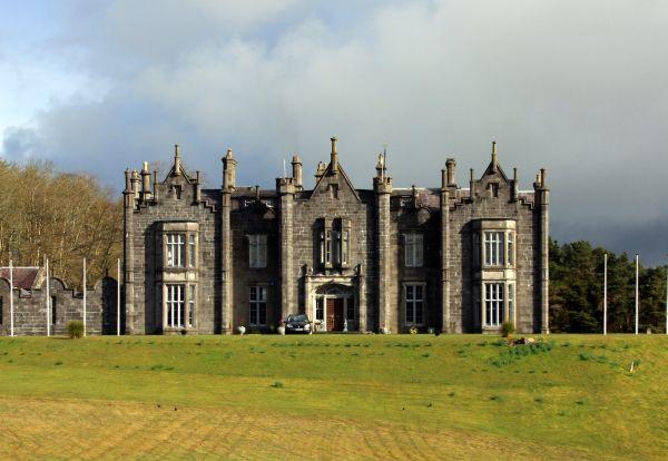 Beleek Castle, County Mayo, Ireland