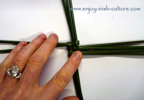 Making a Bridgets Cross