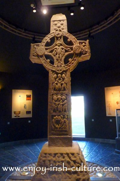 The high cross 'Cross of the Scriptures'