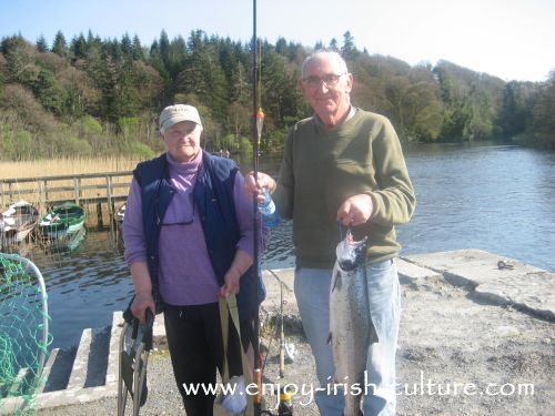 Ireland Salmon Fishing Methods