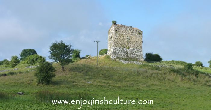 Ballysnahina Castle, County Mayo, Ireland.