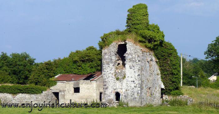 Headford Castle, County Galway, Ireland.