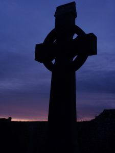 Ireland history, Celtic Cross