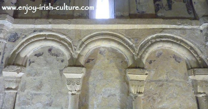 Rock of Cashel- Cormac's chapel