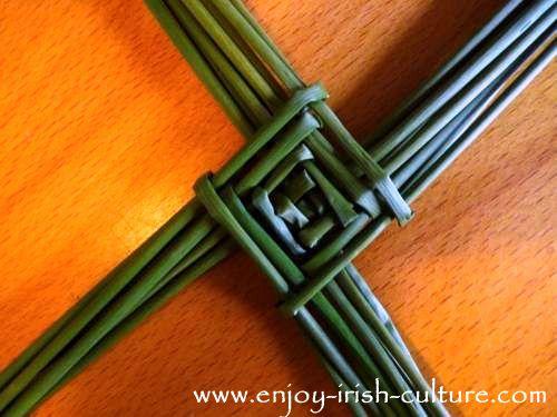 Saint Bridget's Cross.