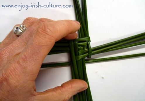 St Brigid's Cross 17