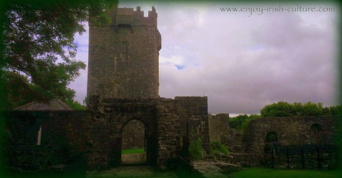 castles of Ireland, County Galway