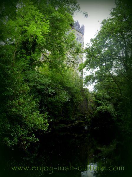 castles in Ireland, County Galway