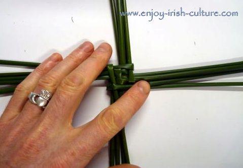 Making a Bridgets Cross