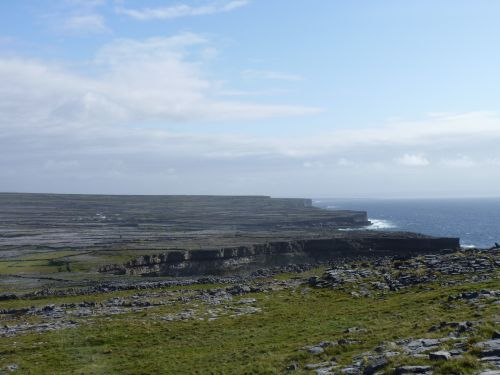 Aran Islands, County Galway, Ireland- Inis Mór, the stunning Cliffs on the South Coast.