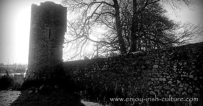 Athenry in County Galway, Ireland, was the scene of two crucial medieval battles which took place in the shadow of these very town walls.