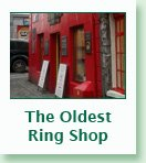 Oldest Claddagh Ring Found