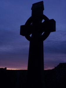 Ireland history, Celtic Cross