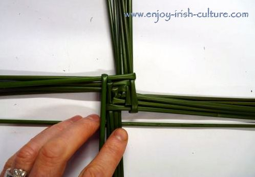 St Brigid's Cross
